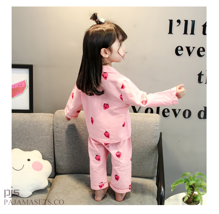children pajama sets