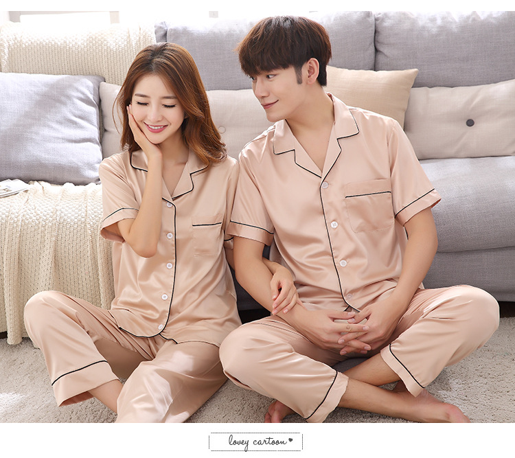 couple pajamas