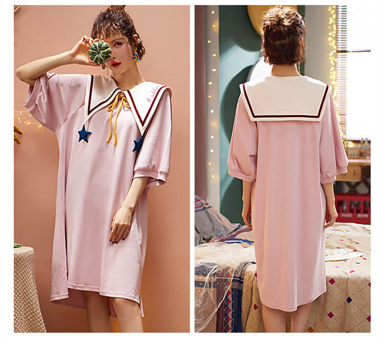 Cotton nighty Women